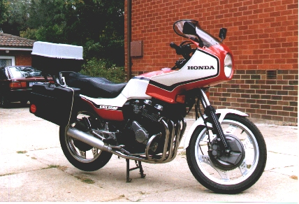My Second CBX 1999